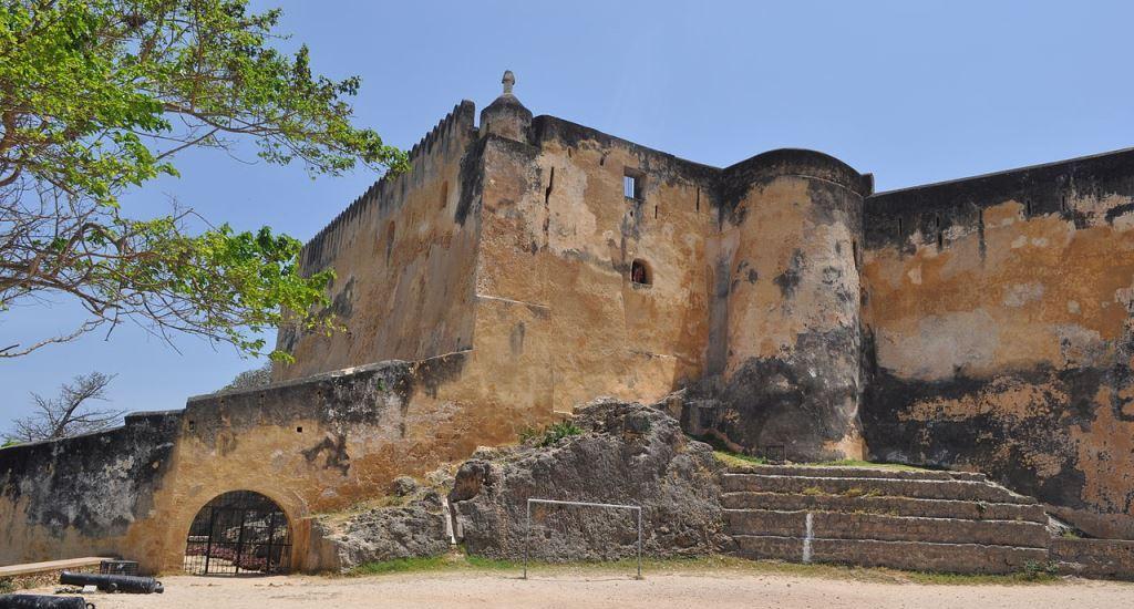 Raydoll Fort Jesus Mombasa Kenya