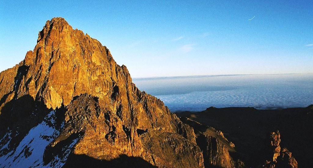 Mount Kenya Climbing Safari (Naro Moru Base)